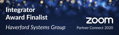 2020 Zoom Integrator Award Finalist